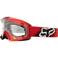 The Fox Main Youth Future Red Goggle