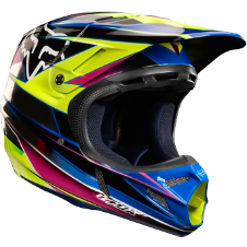 Fox V4 Race Helmet