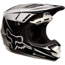 Fox V4 Flight Carbon Helmet