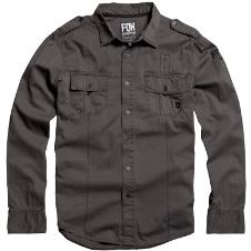 Fox Fleet L/S Woven Shirt