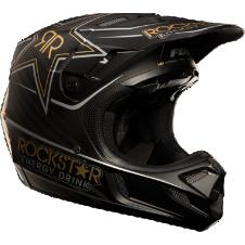 Fox V4 Rockstar Helmet