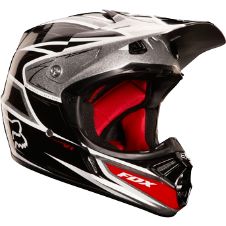 Fox V3 Race Helmet