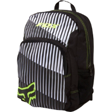 Fox Kicker 2 Backpack - Black/White