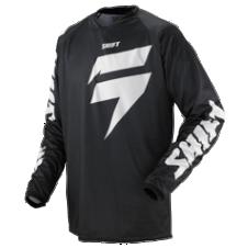 SHIFT Strike Black Jersey [Black]
