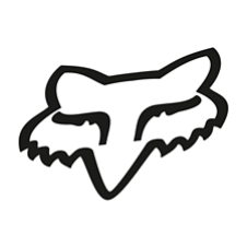 Fox Foxhead TDC Sticker 18 Inch