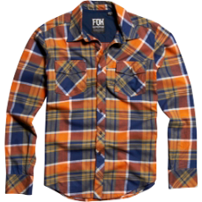 Fox Kids Decker L/S Flannel