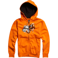 Fox Kids Last Minute Zip Front Fleece