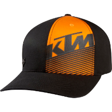 Fox KTM Eighty Fade Snapback Hat