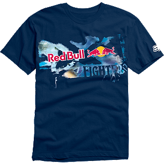 Red Bull Neg Space SS Tee
