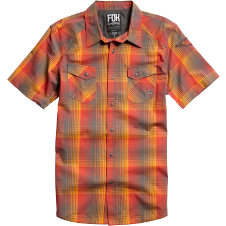 Fox Boys Rupert s/s Shirt