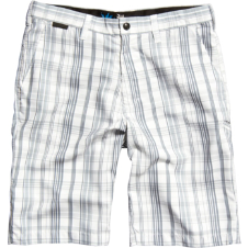 Fox Hydroessex Plaid Hybrid Short