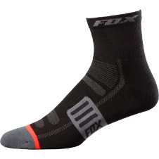 Fox Merino Wool Sock 4 inch