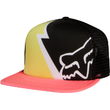 Fox Faster Than Lightning Trucker Hat
