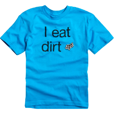 Fox Kids Eat Dirt s/s Tee