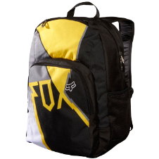 Fox Kicker 2 Backpack - Black/Yellow