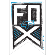 Fox End Brigade Sticker