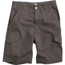 Fox Boys Slambozo Cargo Short - Solid