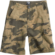 Fox Boys Slambozo Cargo Short - Camo