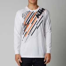 Fox KTM Linear Revolution L/S Tech Tee