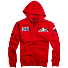 SHIFT Team Two Two Replica Hoody [Red]