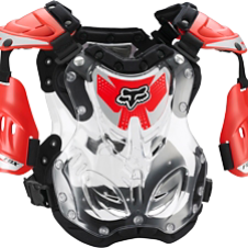 Fox R3 Roost Deflector Small
