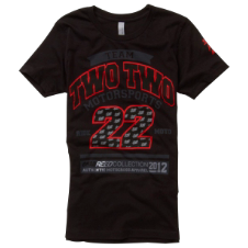 SHIFT Two Two Womens Varsity Tee