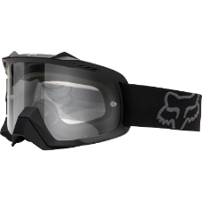 Fox Air Space Goggle - Matte Black