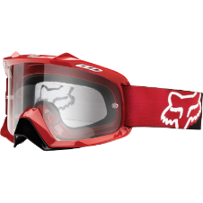 Fox AIRSPC Goggle - Red