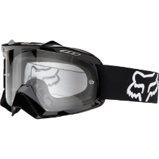 Fox Air Space Goggle - Polished Black