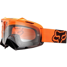 Fox Air Space Goggle - Day Glow Orange