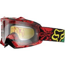 Fox Air Space Goggle - Encore Rasta