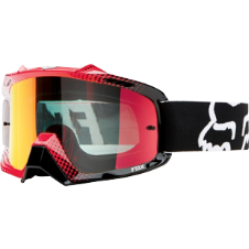 Fox AIRSPC Goggle - 360 Race White/Red