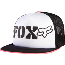 Fox Vented Trucker Hat