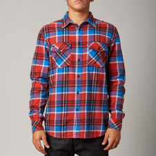 Fox Trent L/S Flannel Shirt