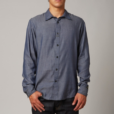 Fox Deluxe Wentworth L/S Woven Shirt