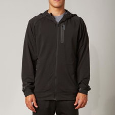 Fox Flux Zip Front Hoody