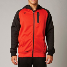 Fox Restriction Zip Front Hoody