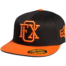 Fox Drew-Hef Burn 210 Fitted Hat