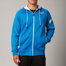 Fox Circuit Zip Front Hoody