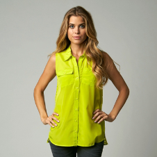 Fox Tripwire Sleeveless Top