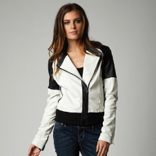 Fox Bold Leather Jacket
