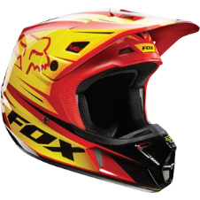 Fox V2 Race Helmet