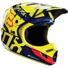 Fox V4 Intake Helmet