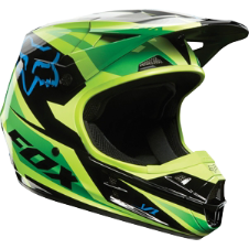 Fox V1 Race Helmet