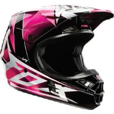 Fox V1 Radeon Helmet