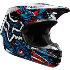 Fox V1 Creepin Helmet