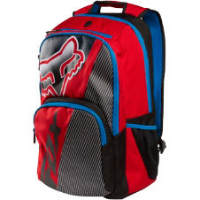 Fox Lets Ride Backpack - Red