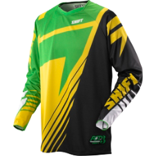 SHIFT Faction Satellite Jersey
