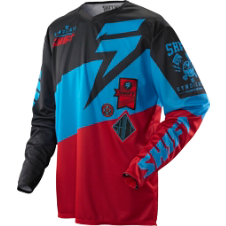 SHIFT Faction Slate Jersey