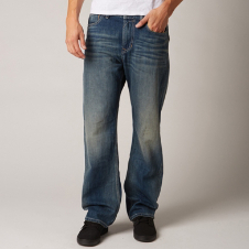 Fox Duster Jean - 32 Inseam